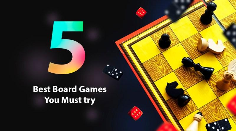 5 Best Board Games You Must try in NZ