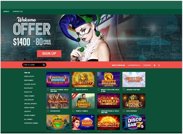 Casino Mate full review