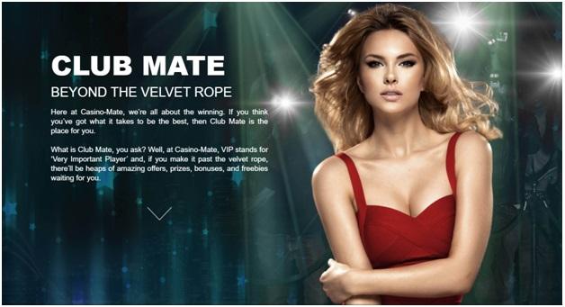 Casino mate VIP