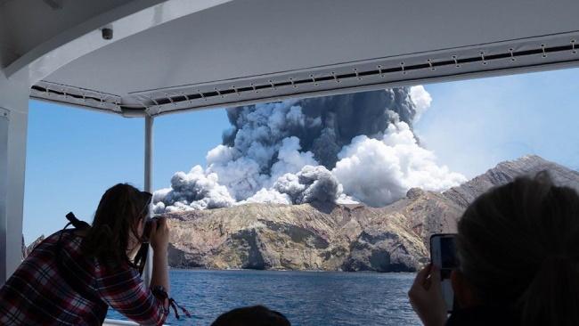 Climb a Volcano