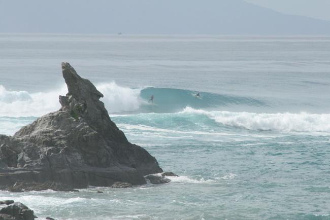 Enjoy the waves at Mangawhai Heads