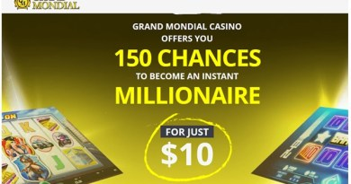 Grand Mondial Casino Full review