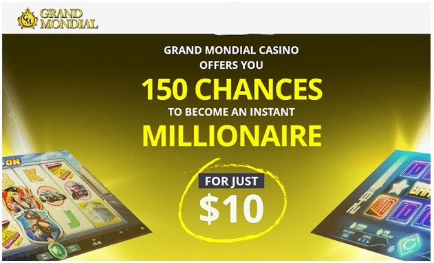 Grand Mondial Casino Full review