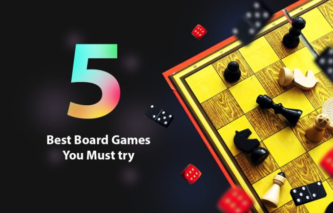 Home Board Games