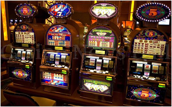 jackpot party pokie machine