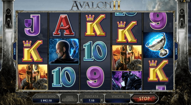 How-to-Play-Avalon-II-Slot