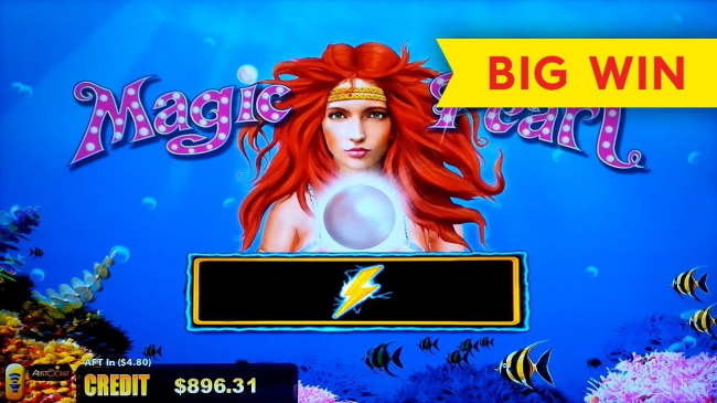 Magic-Pearl-pokies-Jackpots-and-Wins