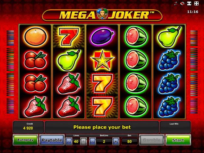 Mega Joker – 99.00%