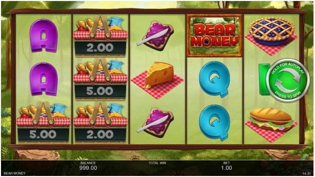 Money Bears Pokies Jackpot and free spins bonus