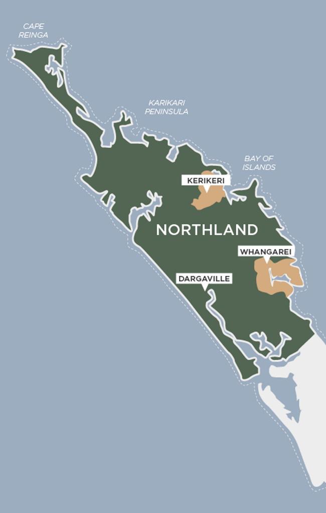 Northland location