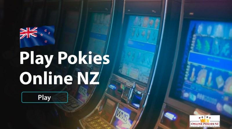 Play Pokies Online NZ