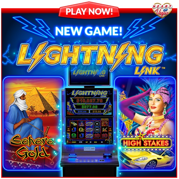Pokies games to play with Lightning Link
