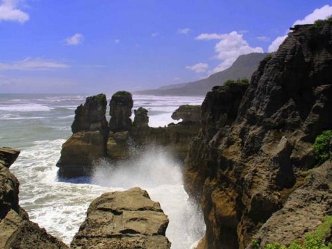 Punakaiki-10 Natural Destinations to Explore in New Zealand