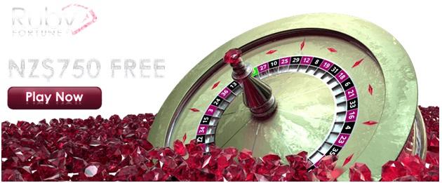 Ruby Fortune Casino Online NZ