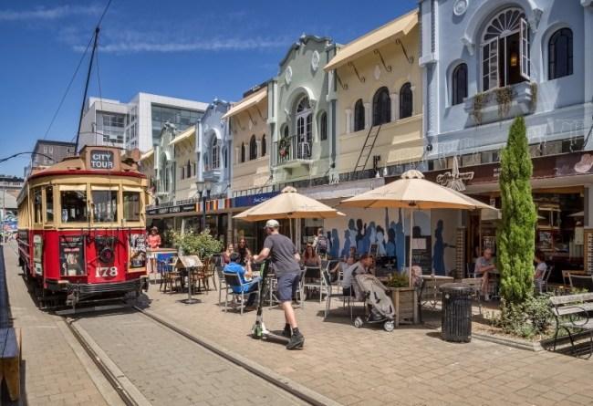 The Coolest Neighbourhoods in Christchurch, New Zealand