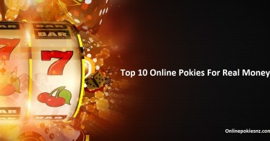 Top 10 online pokies for real money