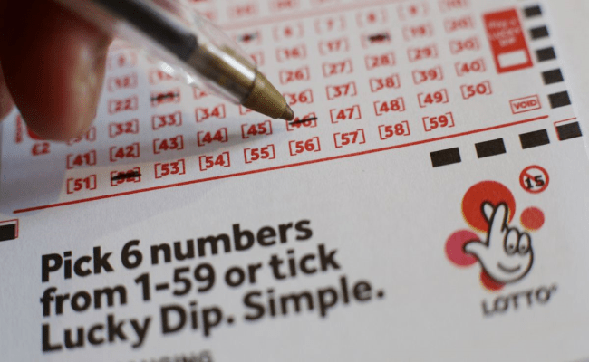What does it Take to Win -  increase odds of lottery