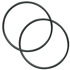 Axle O Ring Stem Seal pair for 1.5 Midas Multiport Valve