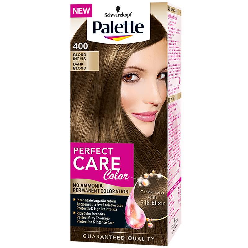 Palette Dark Blond 400 Hair Colour     Online Pound Store