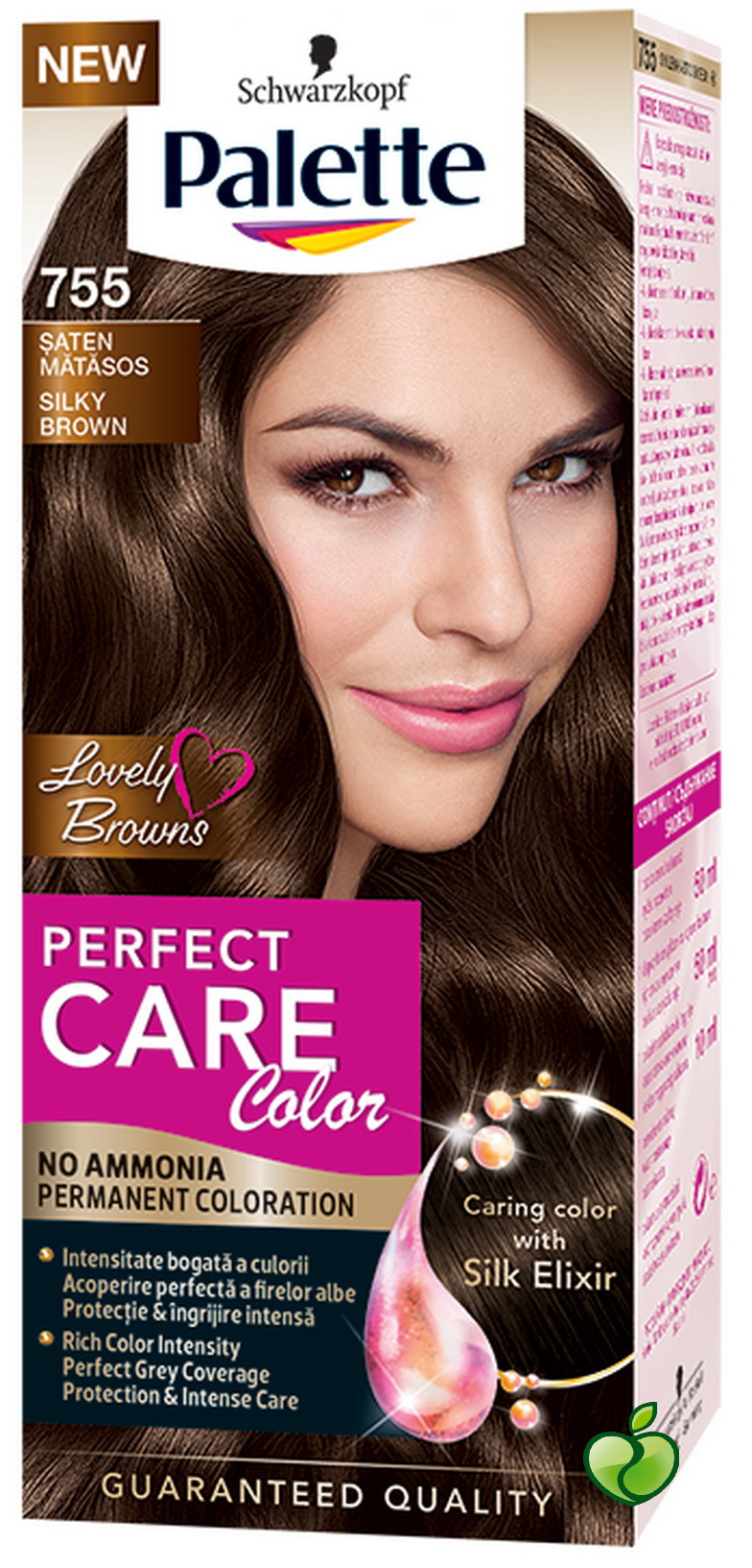 Palette Silky Brown 755 Hair Colour     Online Pound Store