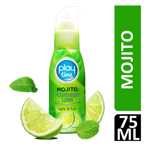 Play Time Mojito Flavoured Lube 75ml