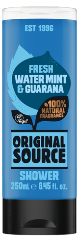 Original Source Fresh Water Mint & Guarana 250ml