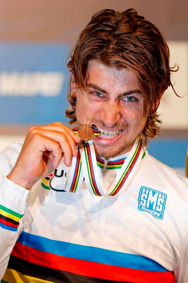 Peter Sagan - MS v cyklistike 2015