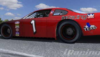 Late Model Monte Carlo SS in iRacing