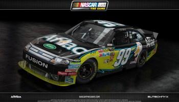NASCAR The Game 2011 - Carl Edwards