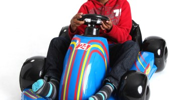 InflatakartBoyBlueKart