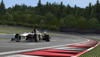 Automobilista Formula Reiza Austria Spielberg