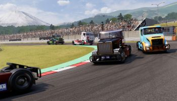 FIA European Truck Racing Championship Steam Sale
