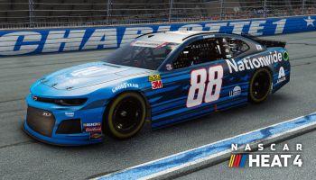NASCAR Heat 4 November DLC Adds More Liveries