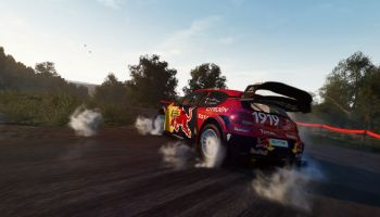 New WRC 8 console editions patch for Xbox One and PS4 racers