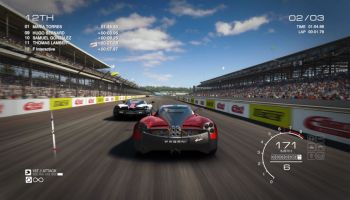 Free updates to GRID Autosport on Nintendo Switch