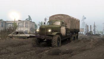 Spintires Chernobyl DLC released