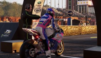 TT Isle of Man 2 announced in a new video