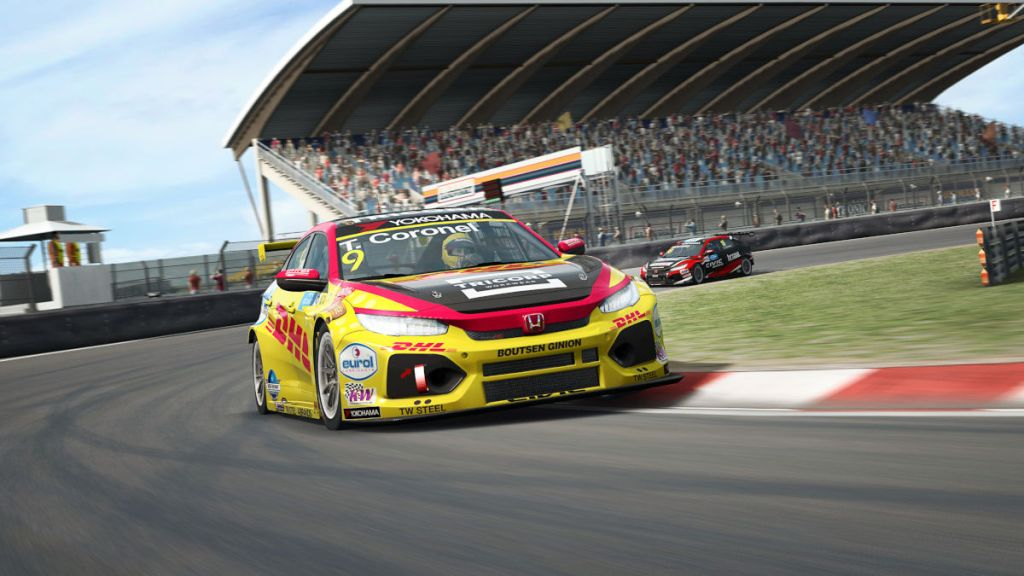 Check out the full RaceRoom Racing Experience Track List
