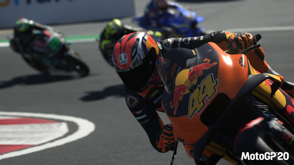 Could you turn the KTM into a MotoGP race winner in MotoGP 20?