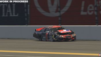 A iRacing video shows the new NASCAR K&N Damage Model, due for release in March 2020