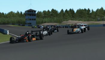 The rFactor 2 Track List