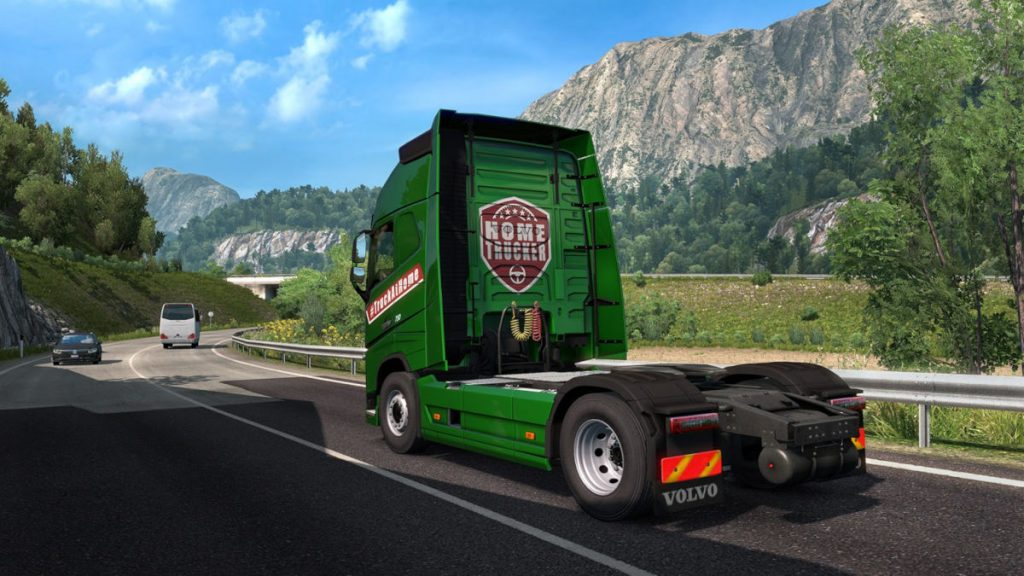 SCS Launch TruckAtHome event for ATS and ETS 2