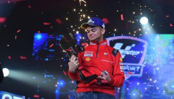Ducati Sign MotoGP eSports World Champion Andrea Saveri