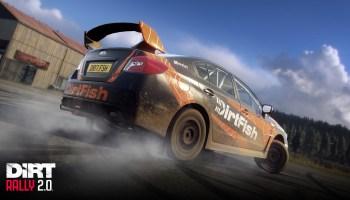 Win A DirtFish Rally School Trip In DiRT Rally 2.0