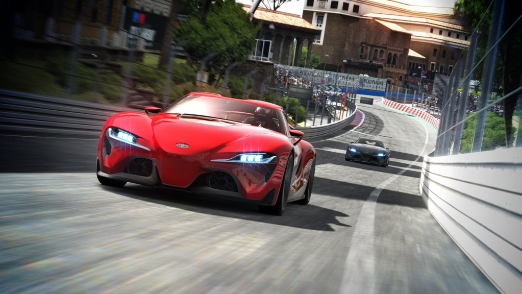 Check out the Gran Turismo 6 Official Car List