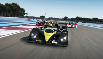 RaceRoom Update Improves AI and FR Junior Physics