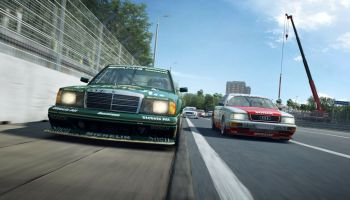 The latest RaceRoom update improves physics and tyre models