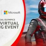 Special Olympics USA holding a Forza Motorsport 7 event