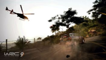 the WRC 9 first gameplay video video features Rally New Zealand.
