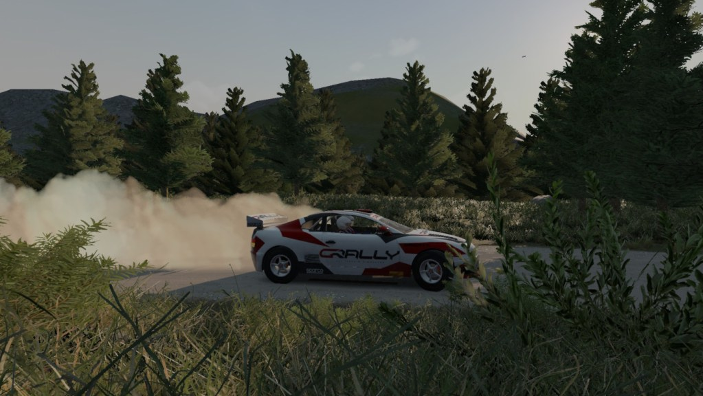 gRally Version 1.1.0.0 Adds Procedural Stages